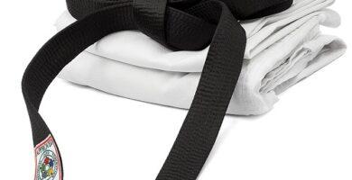 Cinturon negro aikido sexto dan