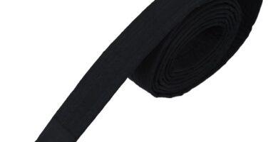 Cinturon negro aikido tercer dan