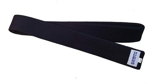 Cinturon negro aikido