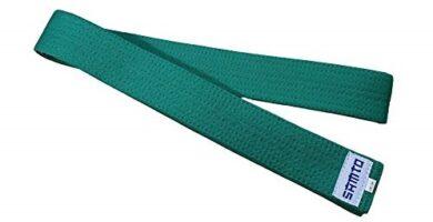 Cinturon verde aikido