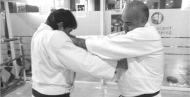 Defensa ante agarres y estrangulaciones