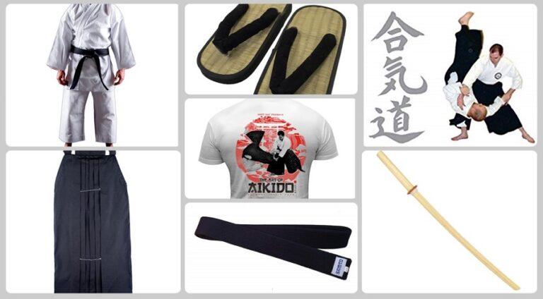Equipamiento para el Aikido