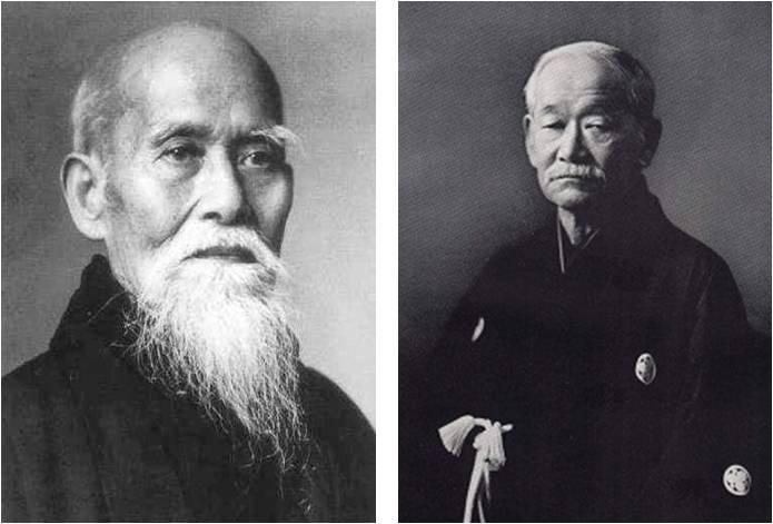 Aikido y Judo