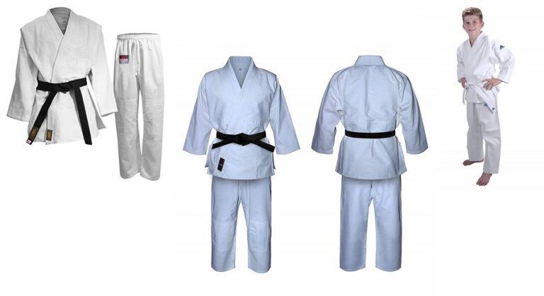 Akidogi, Kimonos aikido