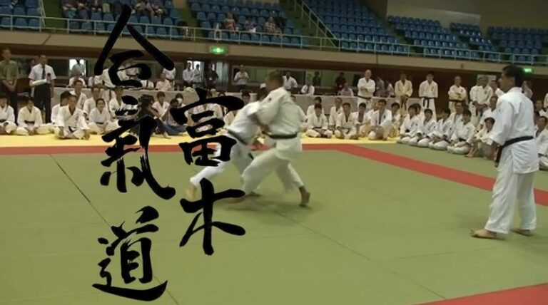 Reglamento competición Aikido Tomiki