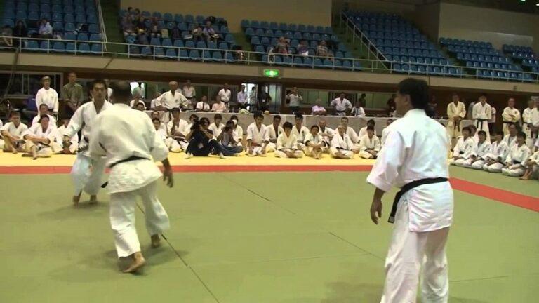 aikido tomiki competición