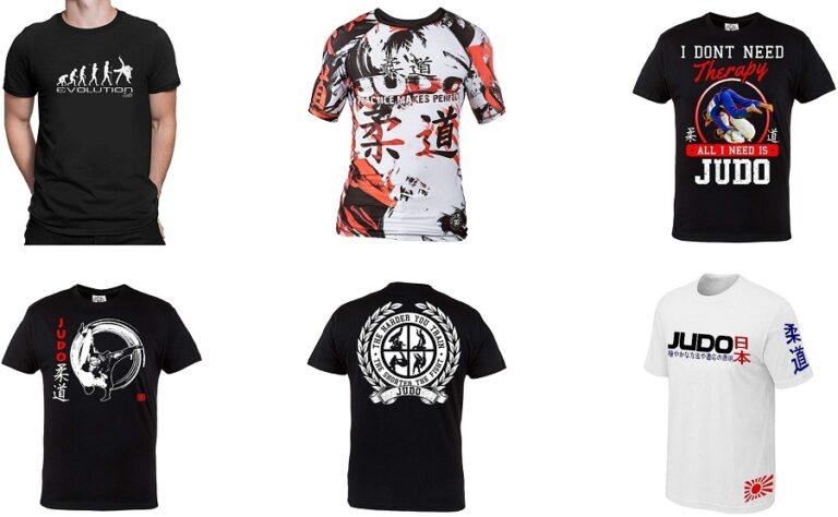Camisetas Judo