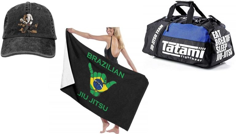 Complementos Brazilian Jiu Jitsu