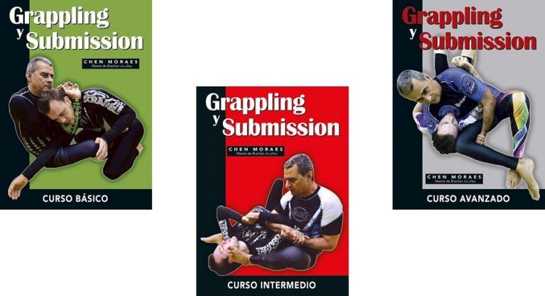 Libros de Grappling