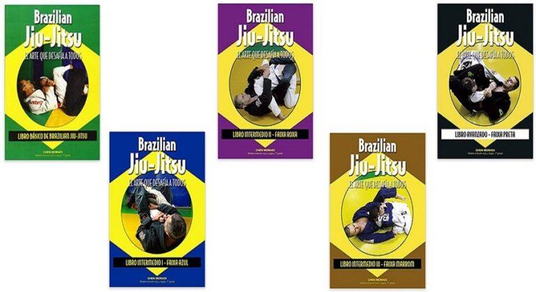 Libros de brazilian Jiu Jitsu