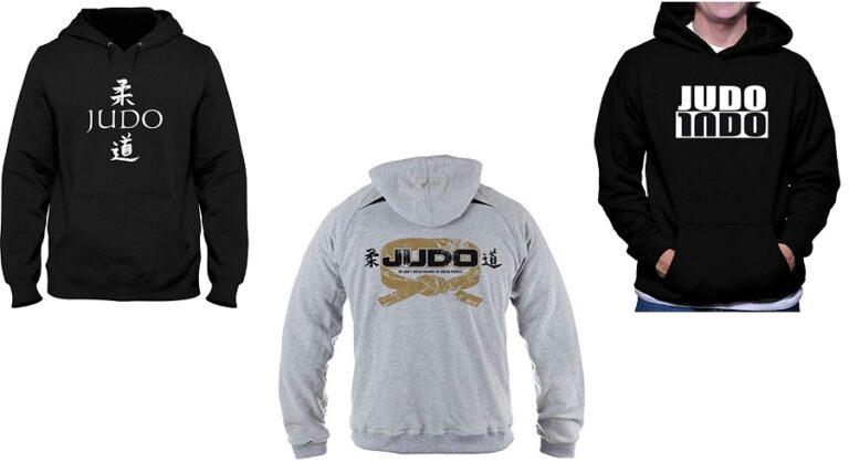 Sudaderas judo