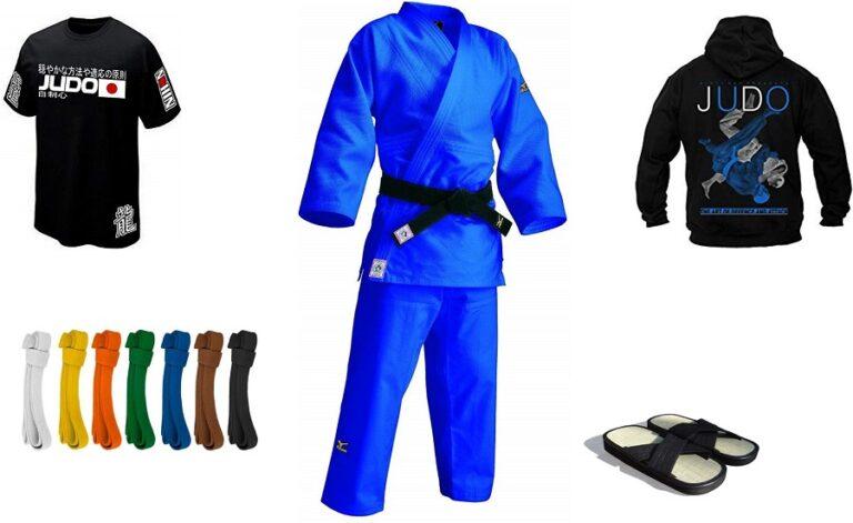 Vestimenta Judo