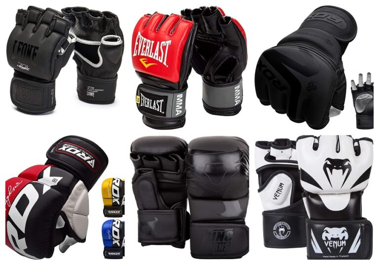 Guantes Artes Marciales Mixtas MMA
