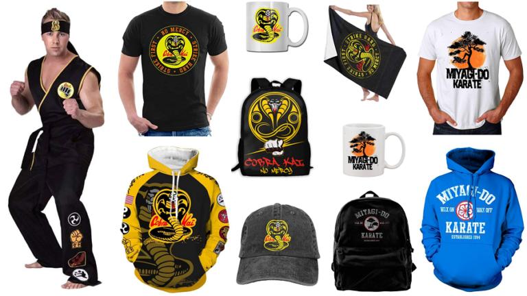 Cobra Kai Vs Miyagi Do