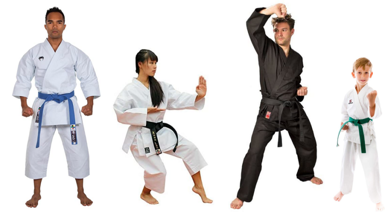 Karategi-Karategui-Kimonos karate