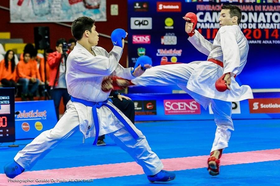 Combate karate