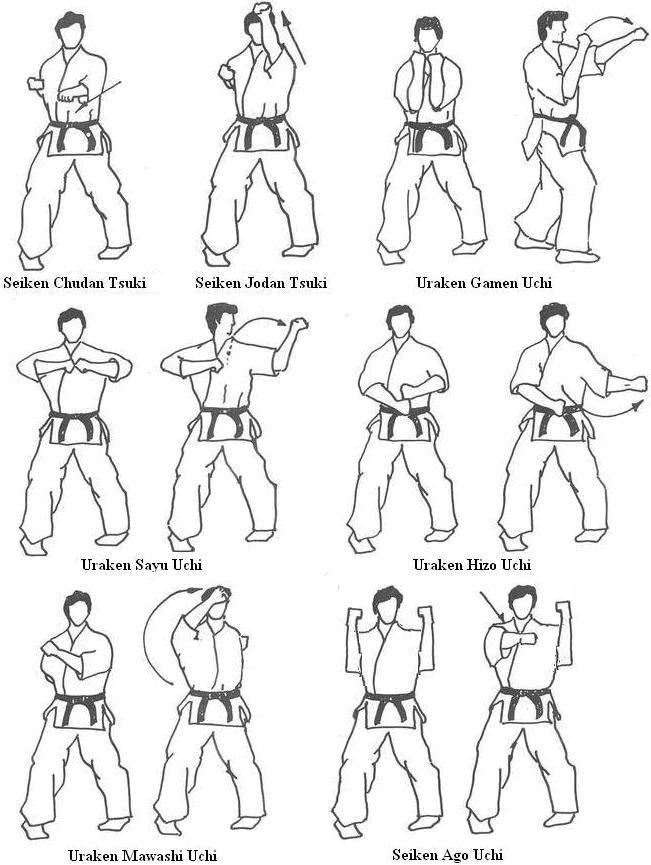 Kihon_Geiko Karate